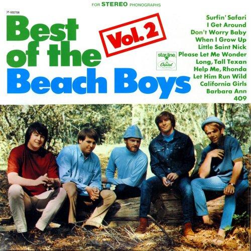 The Beach Boys California Cotton Fields